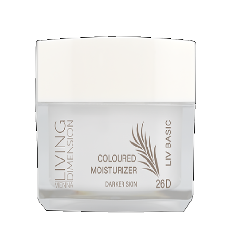 LIV 26 Dark Coloured Moisturizing Cream