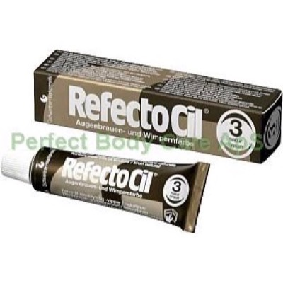 vippefarve Refectocil Rekocil color Belmacil
