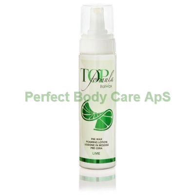 Top formula pre wax lotion fra ItalWax