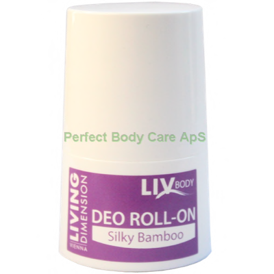 Aluminiumsfri roll-on deodorant fra Living Dimension