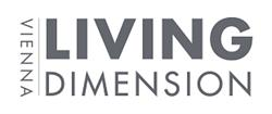 Logo. Living Dimension hudplejeserie.