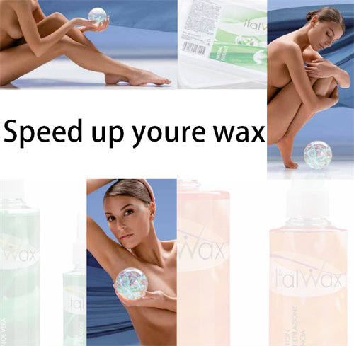 Speed up youre wax